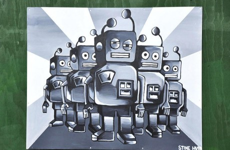 robot army