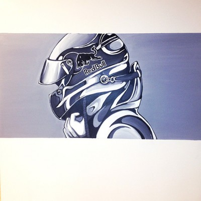 Stine Hvid Red Bull Formel1