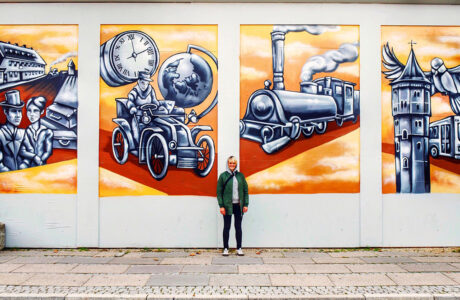 stine-hvid-Glostrup-gobeliner-historie-vægmaleri-streetart