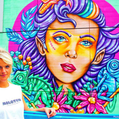 stine-hvid-Brøndby-mural-streetart-portrait
